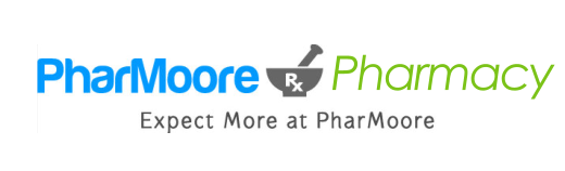PharMoore Pharmacy Logo